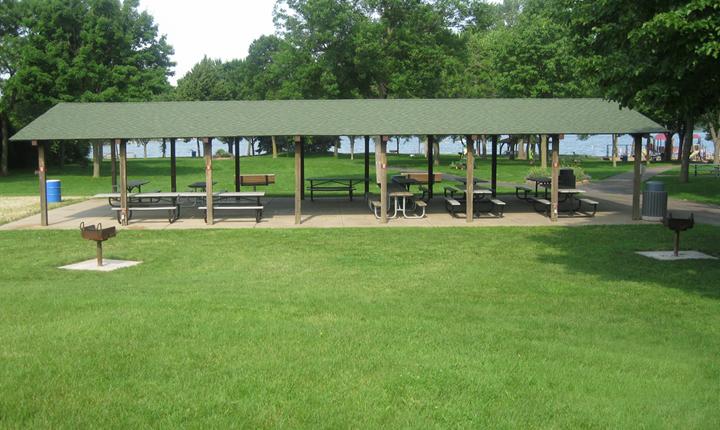 Antlers Park - pavilion 1