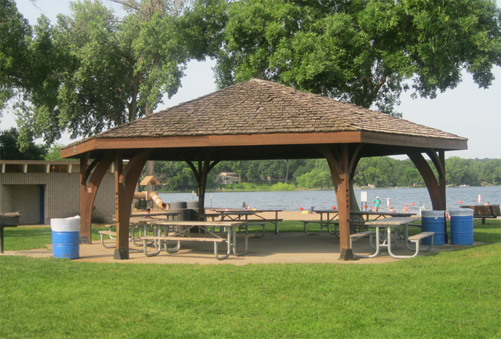 Antlers Park - pavilion 2