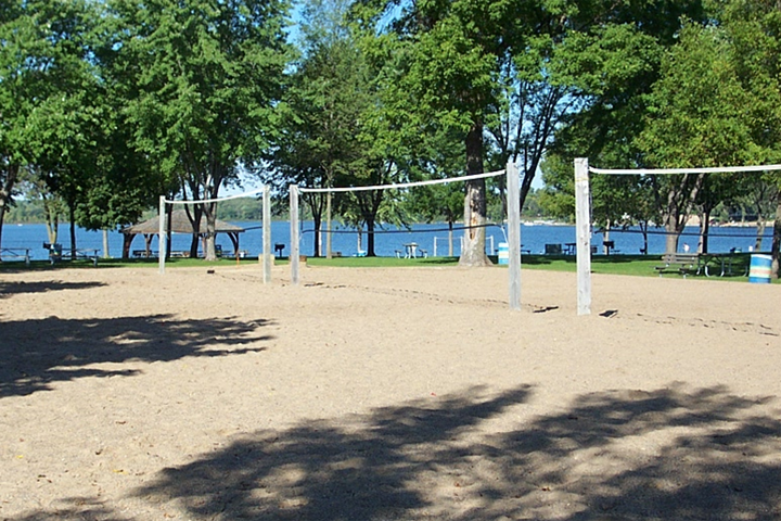 Antlers Park - volleyball